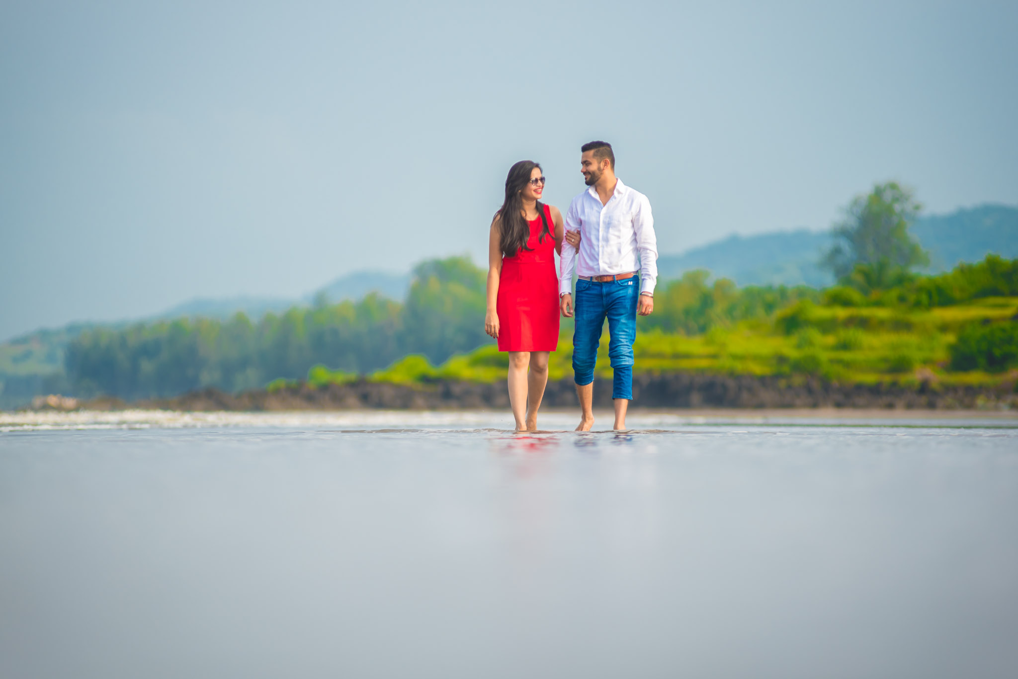 Exotic-Pre-Wedding-Drone-Aerial-Saili-Parth-13