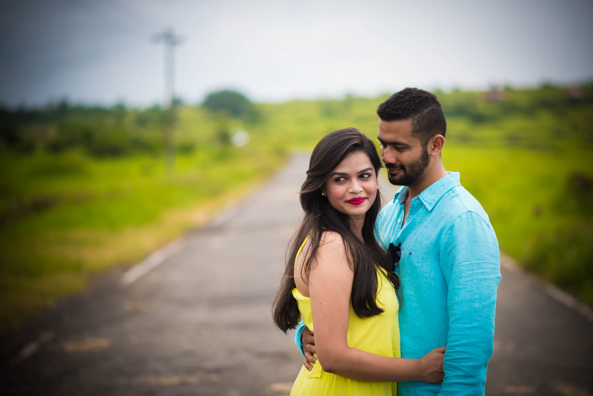 Exotic-Pre-Wedding-Drone-Aerial-Saili-Parth-17