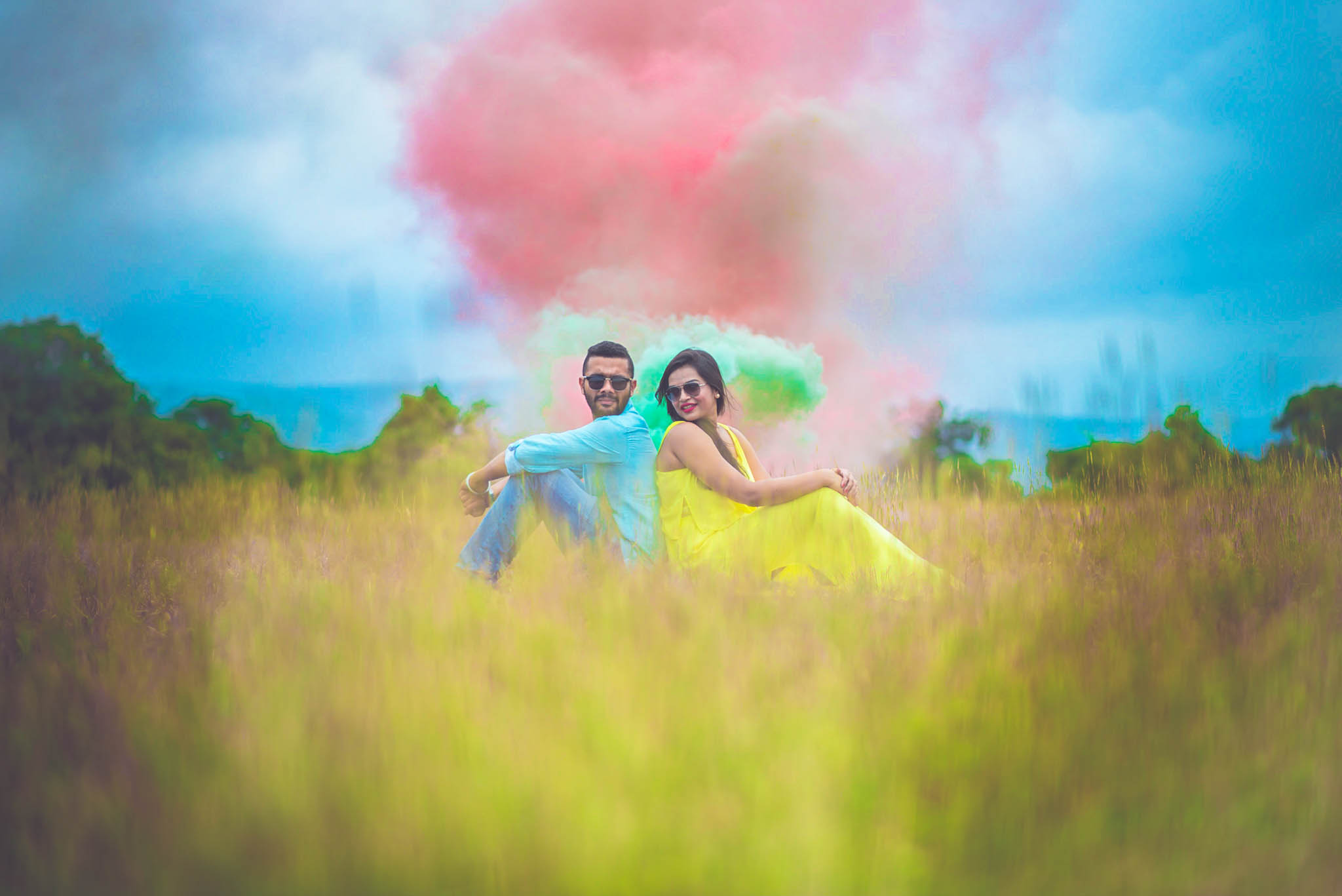 Exotic-Pre-Wedding-Drone-Aerial-Saili-Parth-22