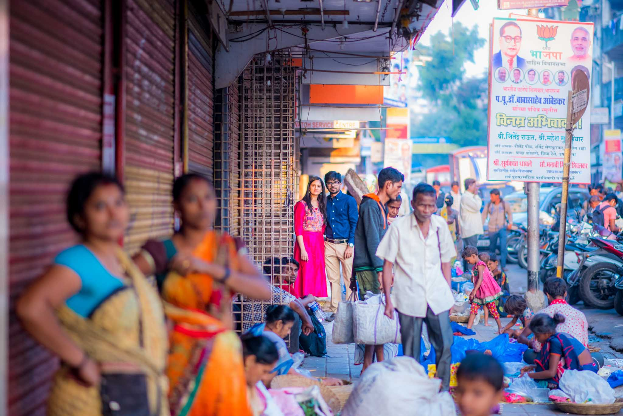 Dadar-Market-Mumbai-couple-shoot-pre-wedding-1