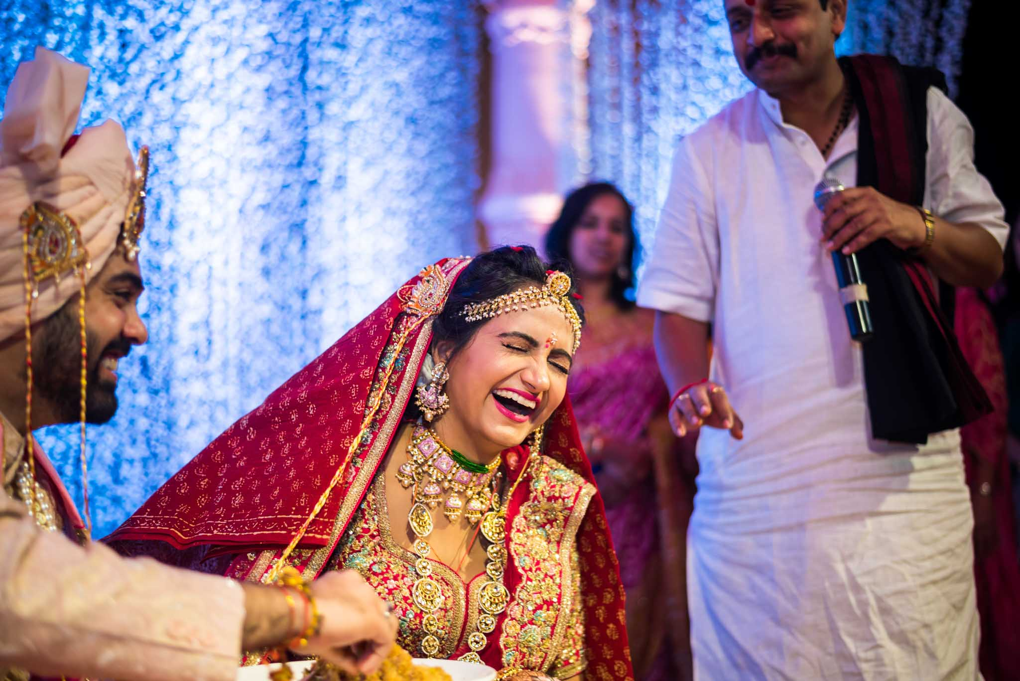 Candid Wedding Photographer in Pune